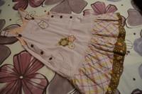 ( P 7 )  5e jolie robe DPAM grande taille plutot 8ans ( etiquette 6ans) ( D)
