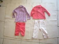 ( P13) 1 euro le col roule ou le legging ou 3 euros les 4 habits