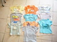 ( P 24B) 0.50 euro le tee shirt au choix  ou 4 euros les 10 tee shirt été