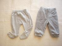 ( P 7 ) 2 euros le pantalon ou 3 euros le lot des 2 pantalons