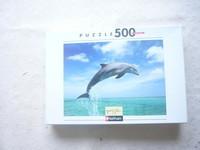 3e le puzzle dauphin