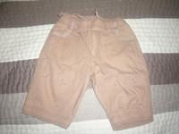 1.50 euro le pantalon doublé AU BISOU 3 mois ( B)