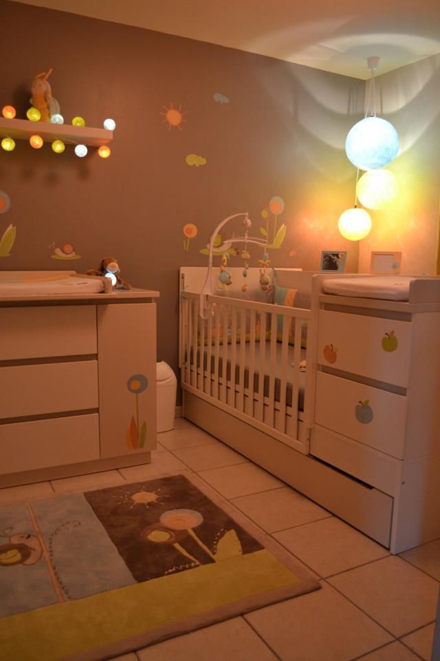 re : chambre mixte pour jujus - Chambre de bébé - FORUM ...
