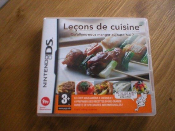 Ds lecon de cuisine jeux ds andrea22pg photos club for Cuisine ds