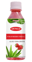 Strawberry Flavor Aloe Vera Drink