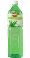 big bottle aloe vera drink