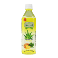 pineapple flavor 500ML aloe vera juice wholesale