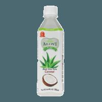 alovi coconut aloe vera juice company