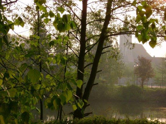 L'Eglise dans la brume zabh 09 L'île aux oiseaux