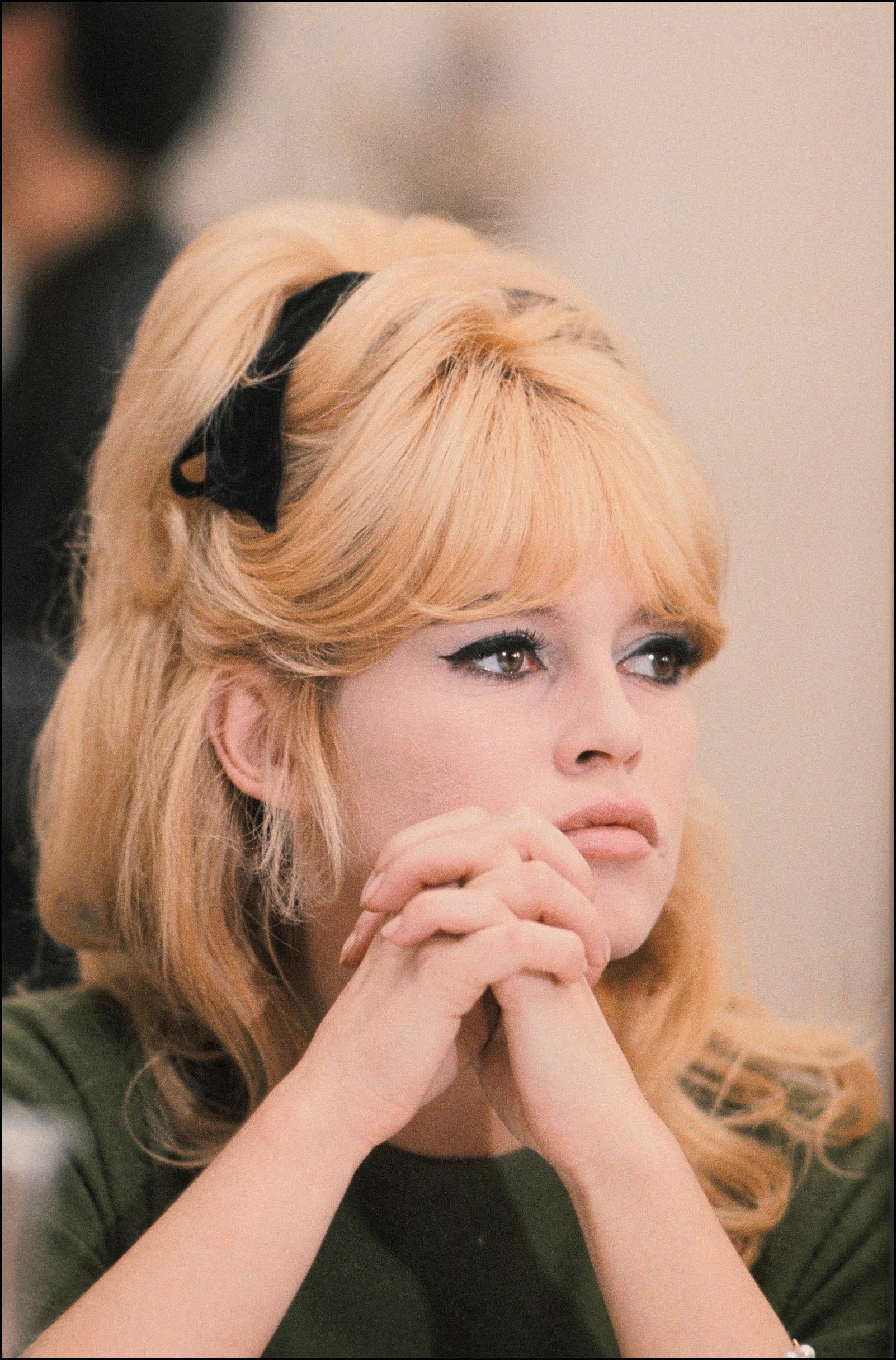 Alerter les mod  233 rateurs Voir l image au format originalModern Brigitte Bardot Hair