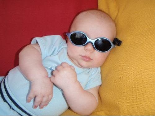 a16a5d5867e153 quelle lunette pour bebe  - Bébés de janvier 2008 - Bébés de l année ...