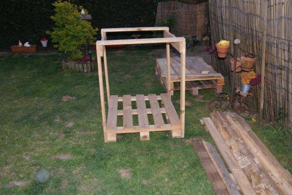 A y est la cage est fini hamsters cochons d 39 inde - Plan pour faire une niche pour chien ...