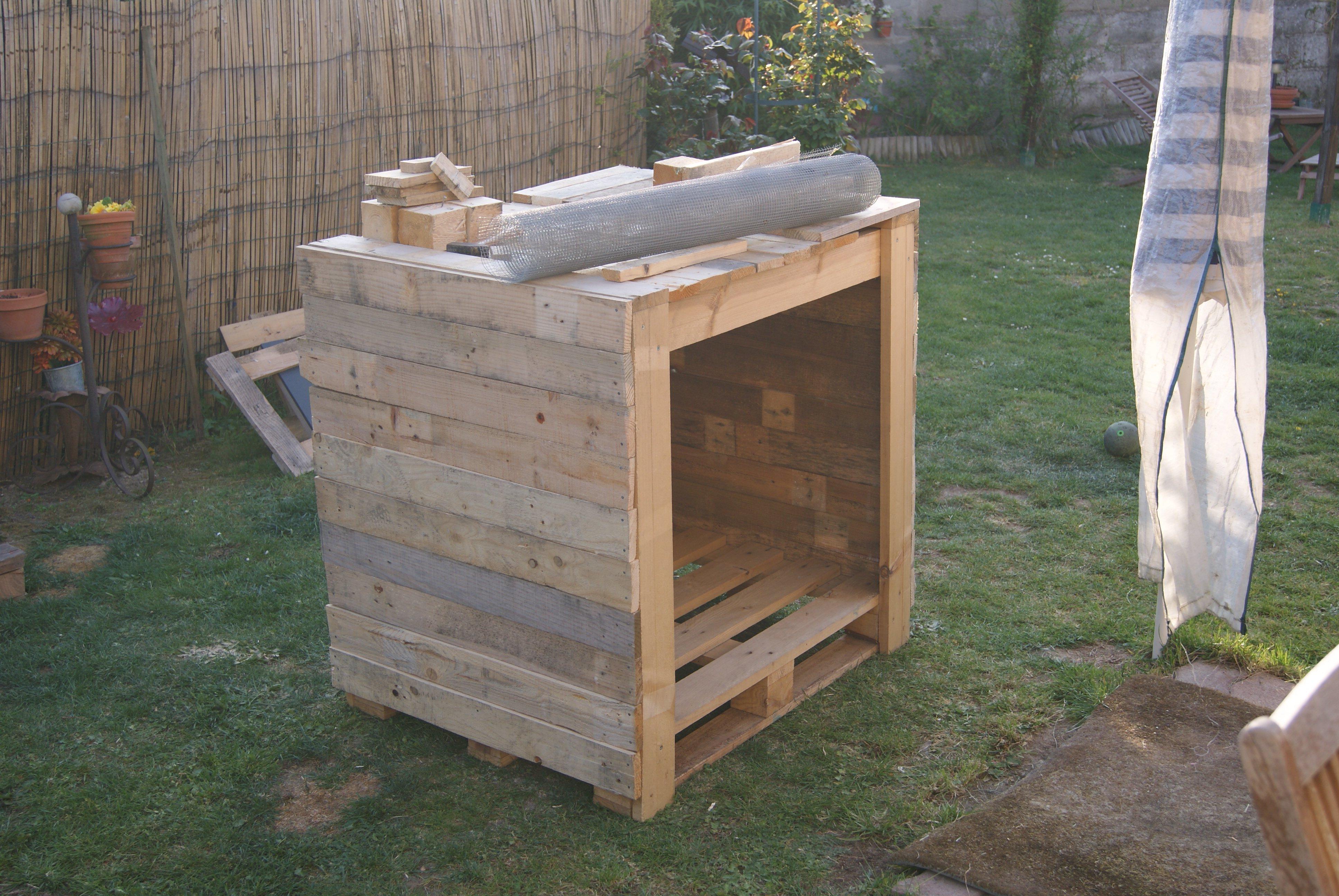 construire une niche a chien top niche pour chien cabane pour enfant niche pour chien avec. Black Bedroom Furniture Sets. Home Design Ideas