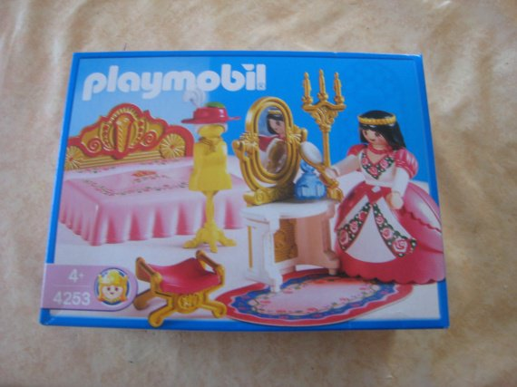 Chambre princesse playmobil solutions pour la d coration for Playmobil chambre princesse
