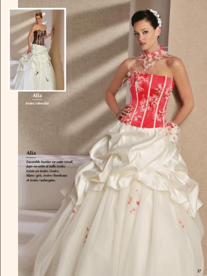 le style de robe que j aimerai
