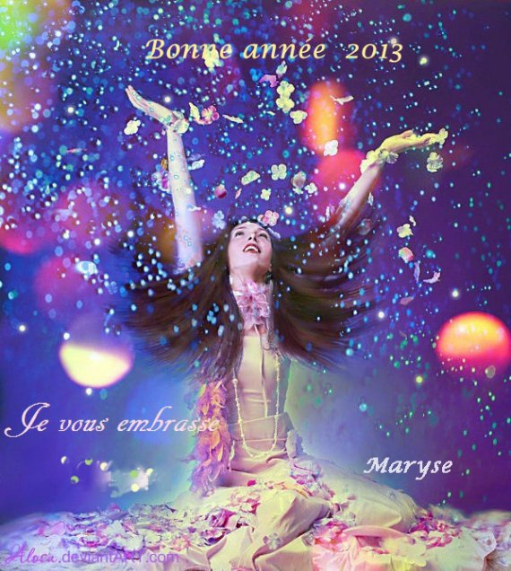 Bonne & heureuse Année