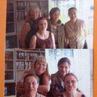 4 soeurs se retrouvent