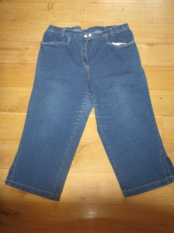 Jeans cheville 52