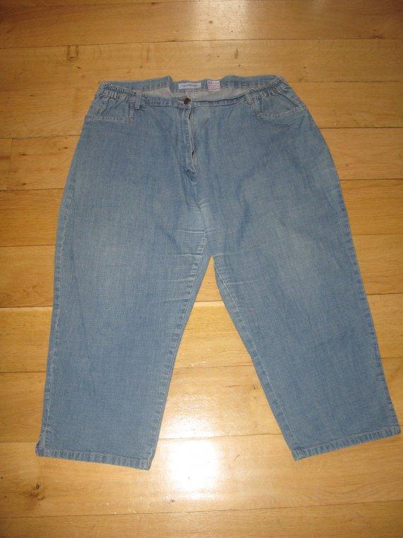 Jeans cheville 52-54