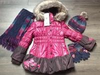 Manteau Catimini Grand froid 4 ans et accessoires Catimini Labo