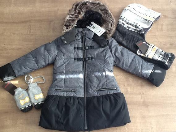 catimini manteau grand froid et accessoires spirit city. Black Bedroom Furniture Sets. Home Design Ideas