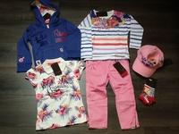 Catimini Sportswear neuf et étiqueté 5 ans Tshirt ML et pantacourt