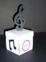 Contenant cube musique4