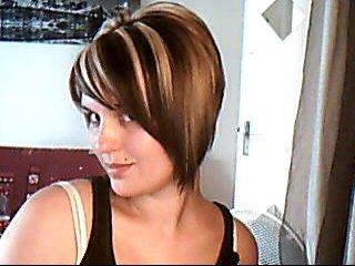 Du noirau roux et du roux au blond mais comment page 128 coiffure et coloration - Coupe courte couleur chocolat ...