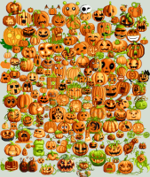 Pile_o___Pumpkins_Collab_by_ShoneGold