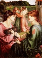 The bower meadow Rosetti