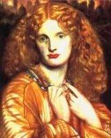 Helen of Troy Rosetti