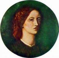 Elizaabeth Siddal-self-portrait