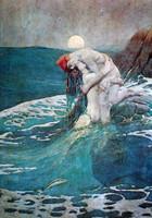 Howard-Pyle-The-Mermaid