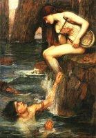 John William Waterhouse - La Sirene