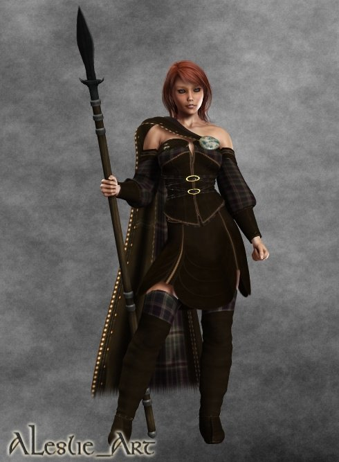 Celt_Warrior_Woman_by_lanista8