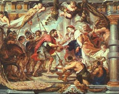 Copie de toile grec decors