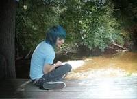 Blue 9,8