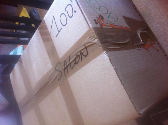 100 ème carton