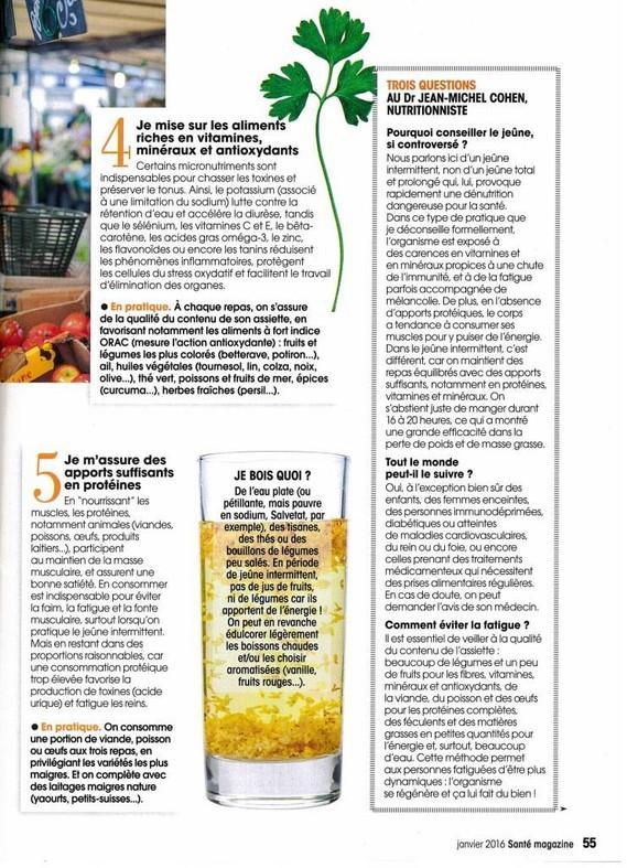 Santé magazine janv 2016-Page 55