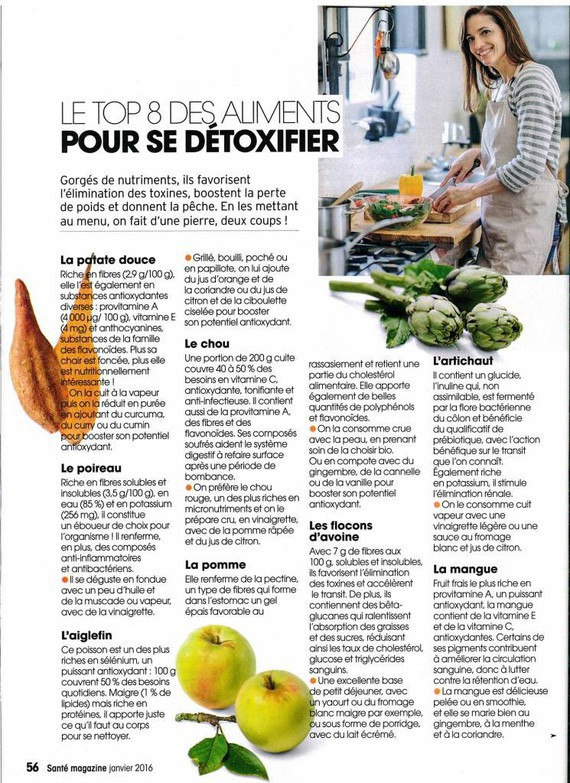 Santé magazine janv 2016-Page 56