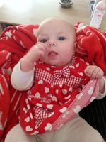amallia 3 mois et demie