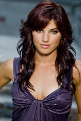 limage en grand - Coloration Cheveux Violet Fonc