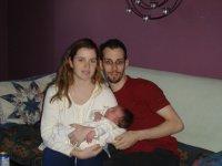 première photo de famille