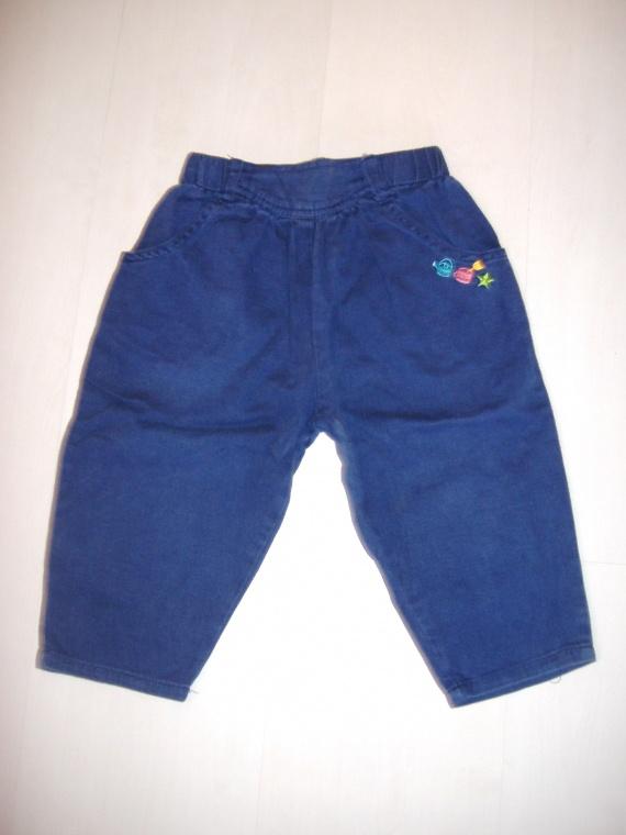 Pantalon Bleu 18 mois