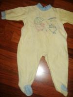 Pyjama 67 cm - 6 mois