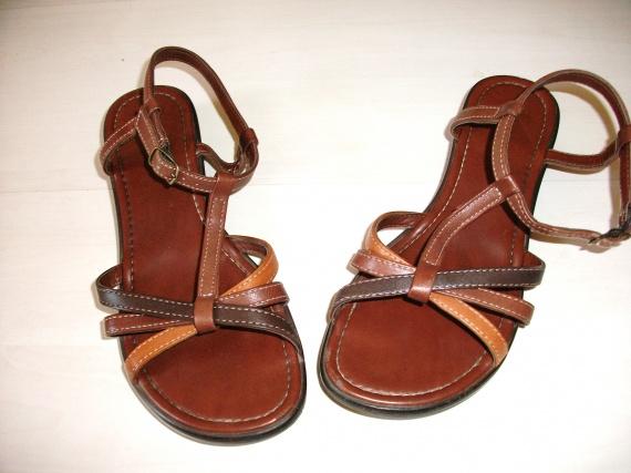 Sandales ERAM P36 Cuir
