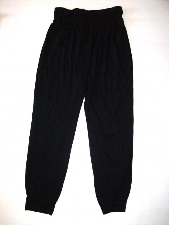 Pantalon CFK 12 ans Noir Viscose