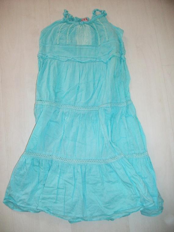 Robe Bleue CFK 10 ans