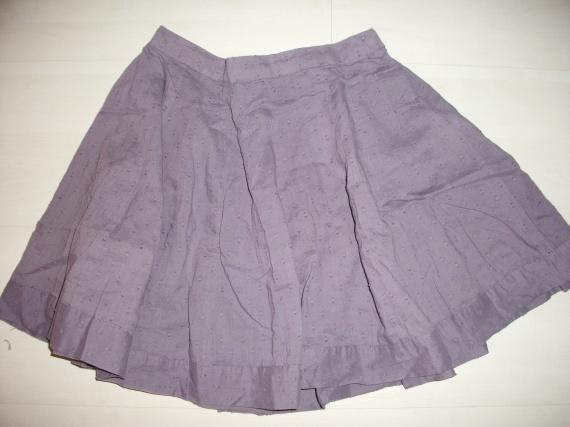 Jupe CFK violette 12 ans