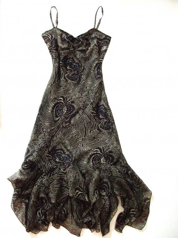 Robe Marron Taille 36